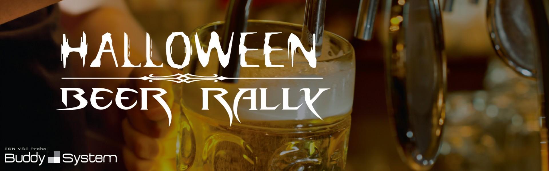 Halloween Beer Rally