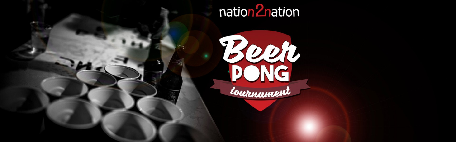 NATION2NATION – BEERPONG